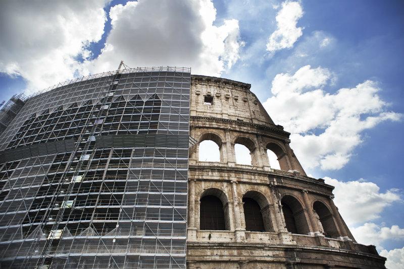 Koloseum Viasat History