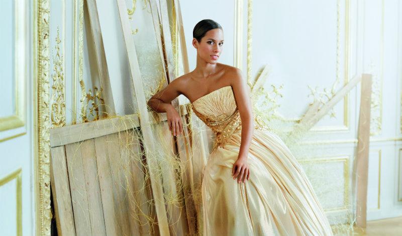Alicia Keys, Givenchy Dahlia Divin parfem