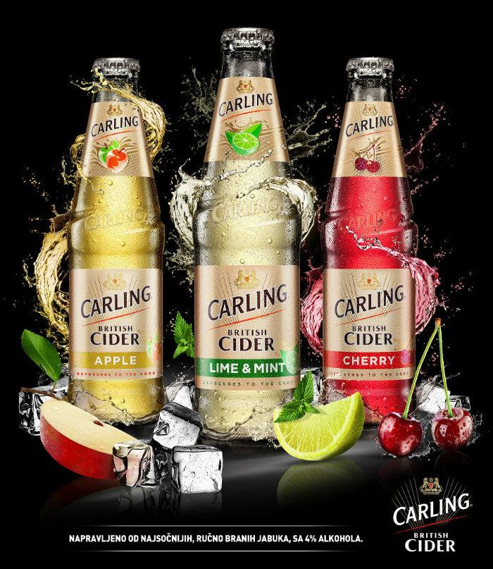 Carling Cider photo