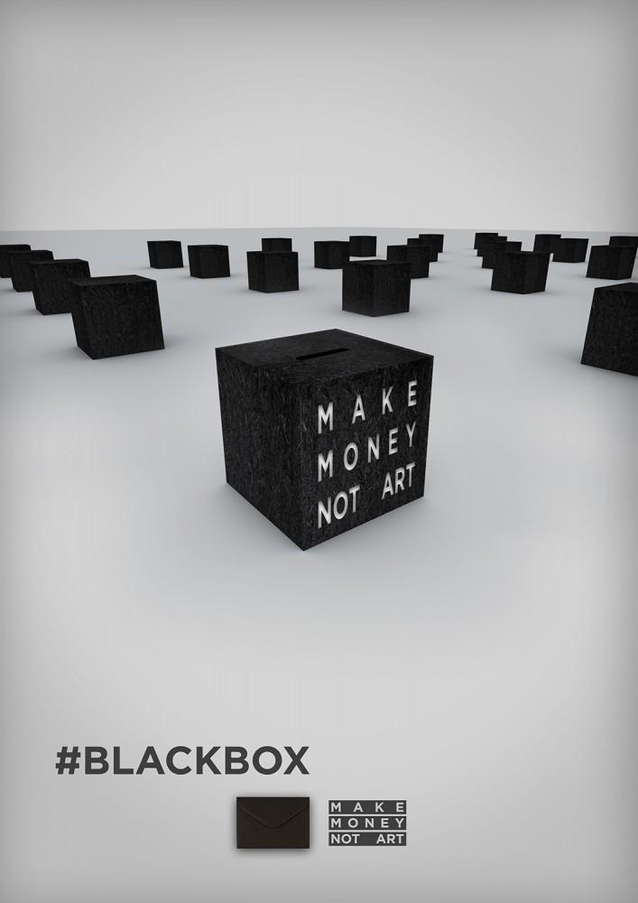 Make money, not art od Denis Hegić, Harald Geil  i Antuan Te