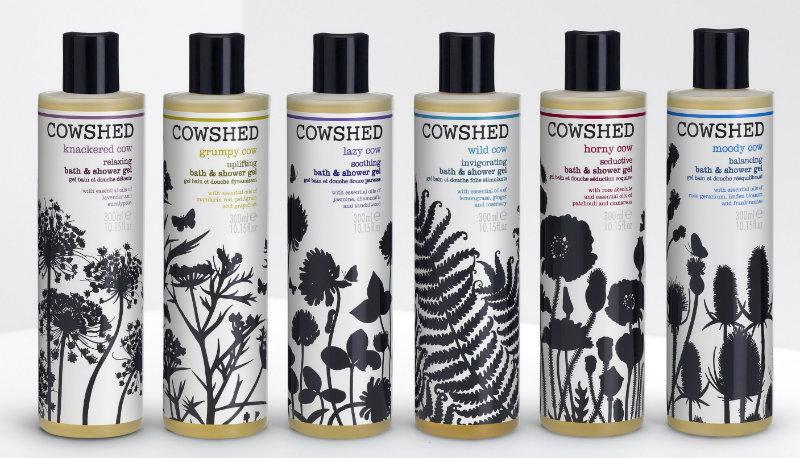 cowshed gels